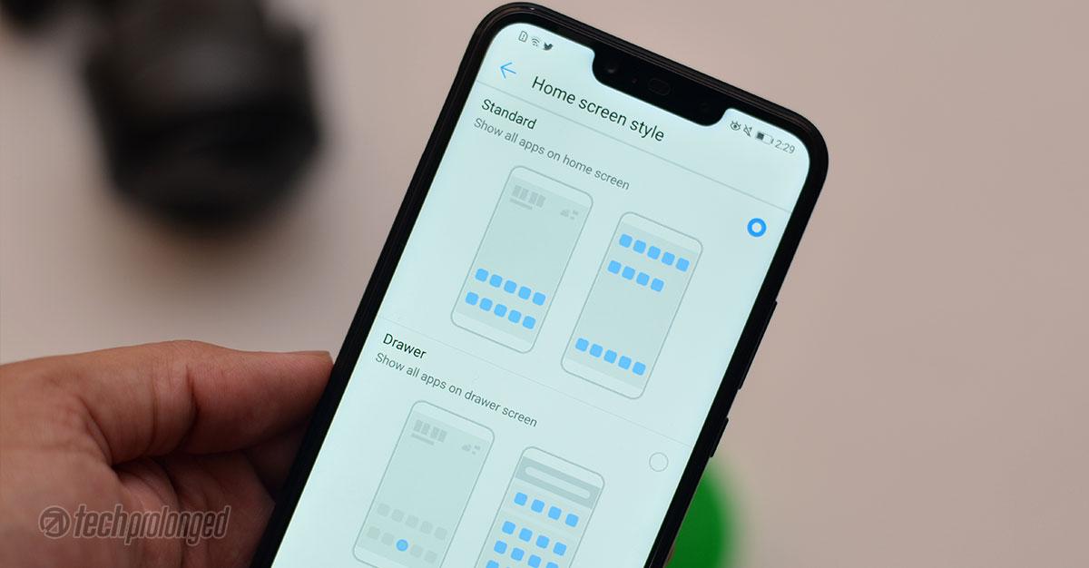 Huawei-Nova-3i-review-homescreen-style %