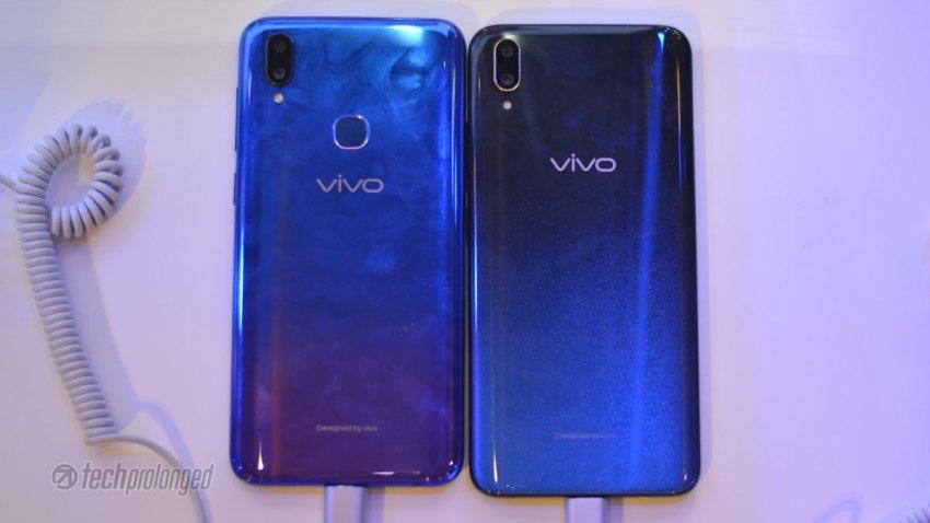 Vivo V11 vs Vivo V11 Pro