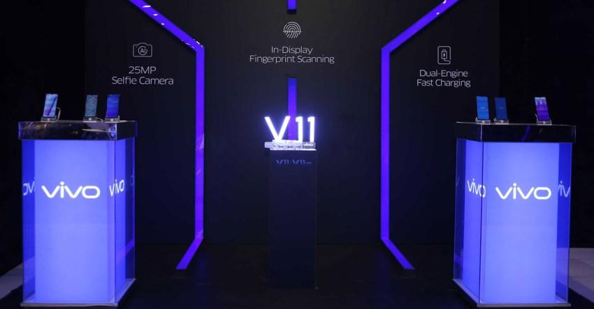 Vivo V11 Launch Pakistan