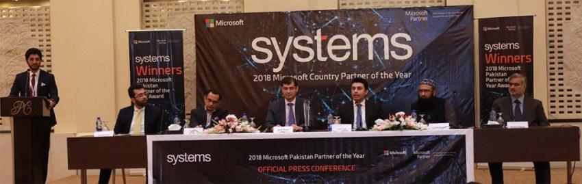 Systems Ltd Press Event