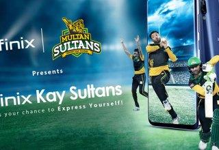 Infinix Kay Sultans Karachi