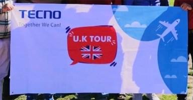 Tecno Mobile UK Tour