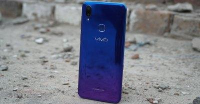 Vivo V11 - Back Side