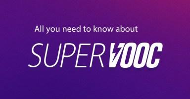 SuperVOOC Flash Charge