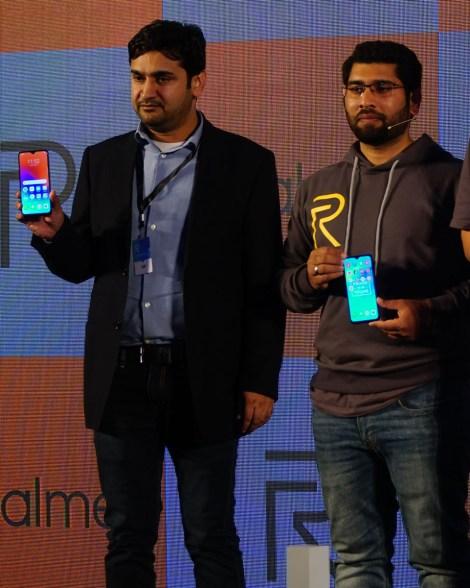 Faisal Malik, Daraz & Saud Ur Rehman, Realme Pakistan