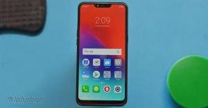 Realme C1 Review Display