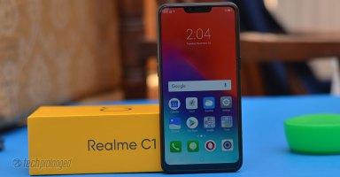 Realme C1 Review