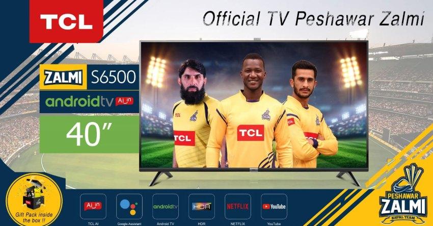 TCL Zalmi TV