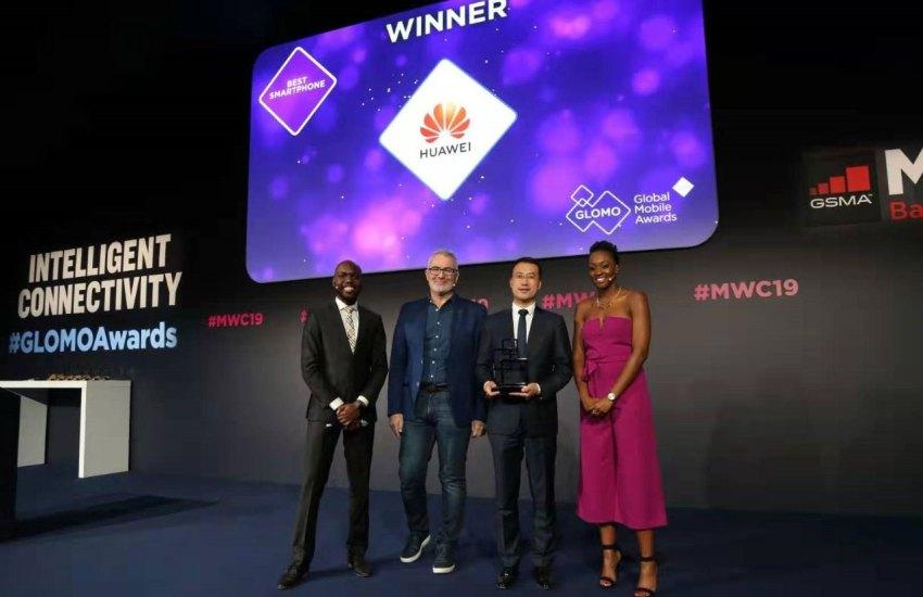 Huawei Mate 20 Pro MWC 2019 Award
