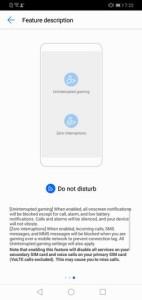 Huawei Y7 Prime 2019 Game Suite