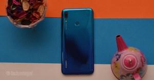 Huawei Y7 Prime 2019 Review Pakistan