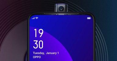 OPPO F11 Pro Pop-up Selfie Camera