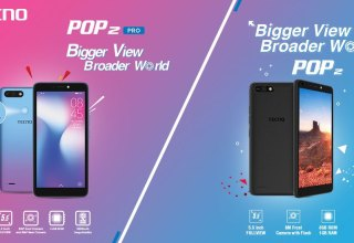 Tecno Pop 2 and Pop 2 Pro