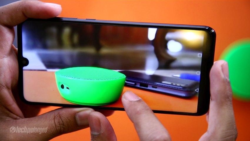 Huawei P30 lite Review Camera