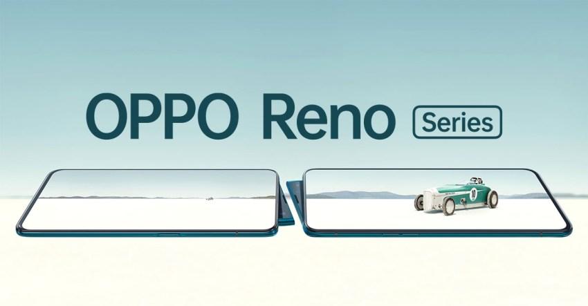 OPPO Reno Pakistan