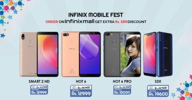 Infinix Discounts