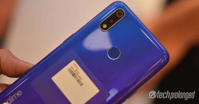 Realme 64MP Camera Phone