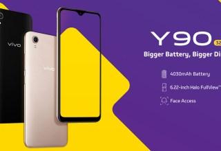 Vivo Y90 Official Price Pakistan