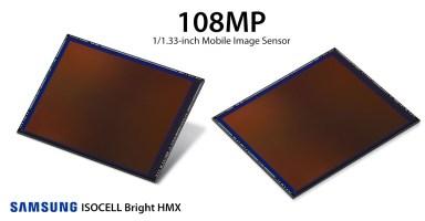 Samsung 108MP Mobile Image Sensor