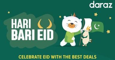 Daraz Hari Bari Eid