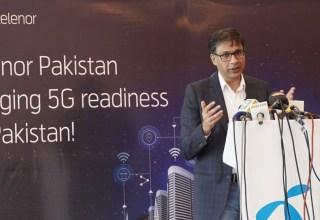 Telenor 5G Pakistan