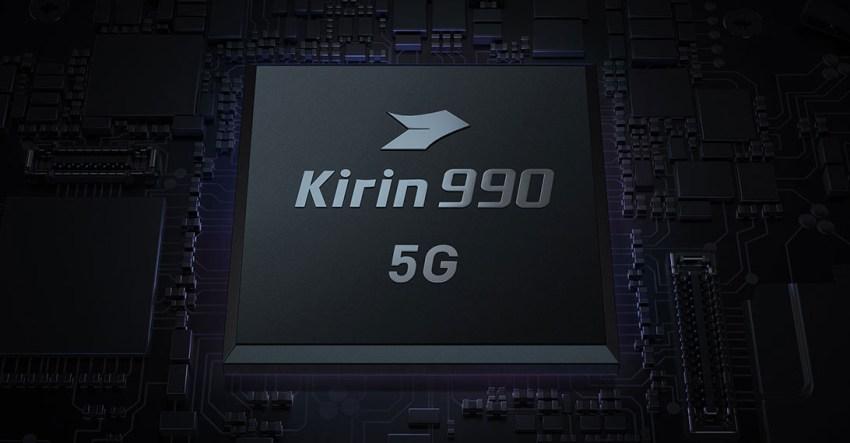 Huawei Kirin 990 5G Processor