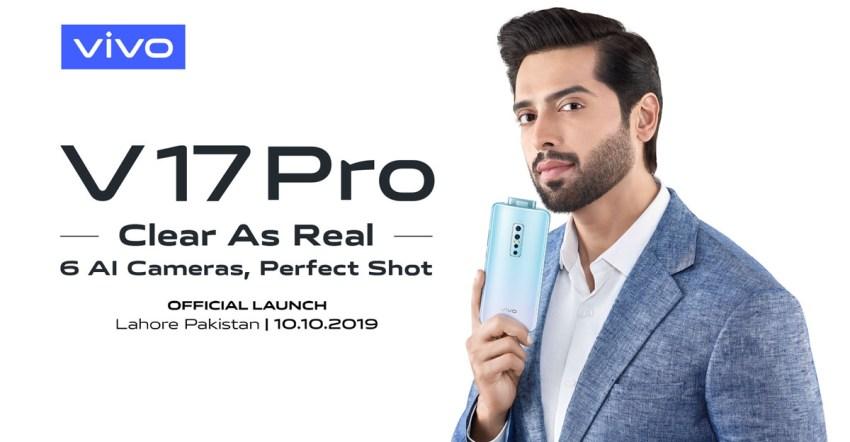 Fahad Mustafa Vivo Pakistan Brand Ambassador