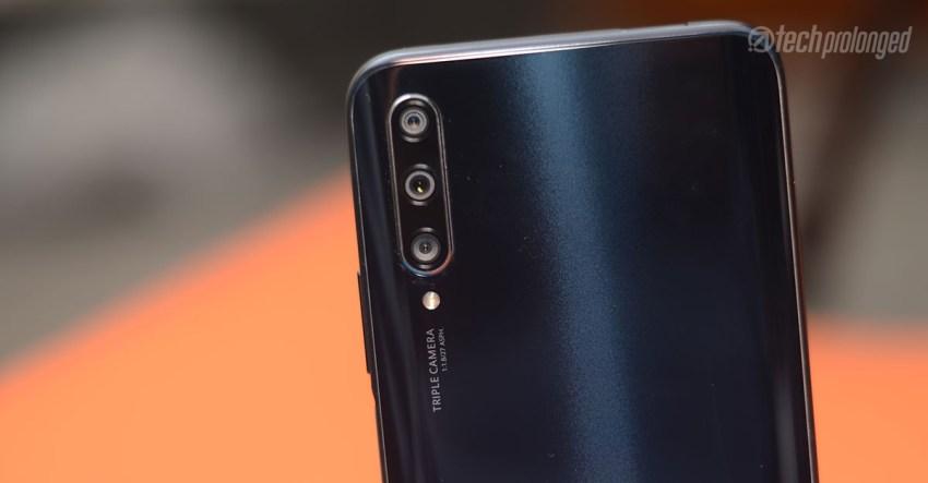 Huawei Y9s Triple Camera Setup