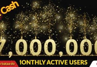 JazzCash 7 million subscribers