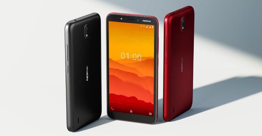 Nokia C1 Price Pakistan