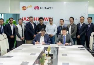 Jazz Huawei Partnership
