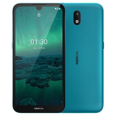 Nokia 1.3 Color Cyan