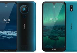 Nokia 5.3 - Nokia 1.3 Features Specs Price