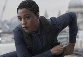 Nokia No Time To Die - Agent Nomi Lashana Lynch