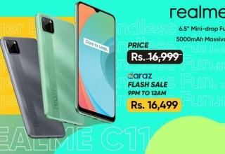 Realme C11 Price Pakistan