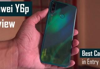 Huawei Y6p Full Review
