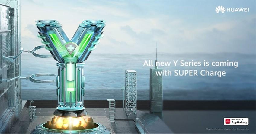 Huawei Y-series SuperCharge