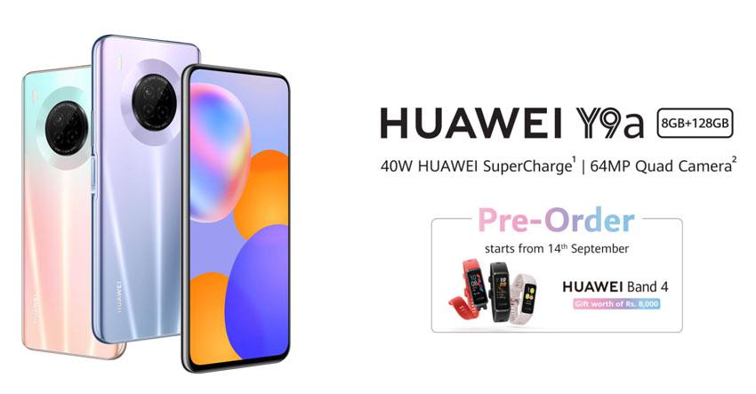 Huawei Y9a Price Pakistan Pre Orders