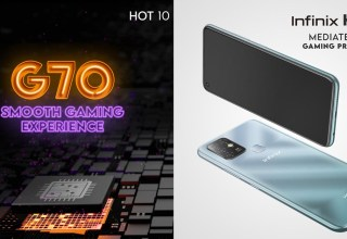 Infinix Hot 10 - Helio G70