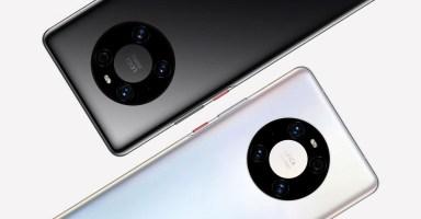 Huawei mate 40 Pro Camera