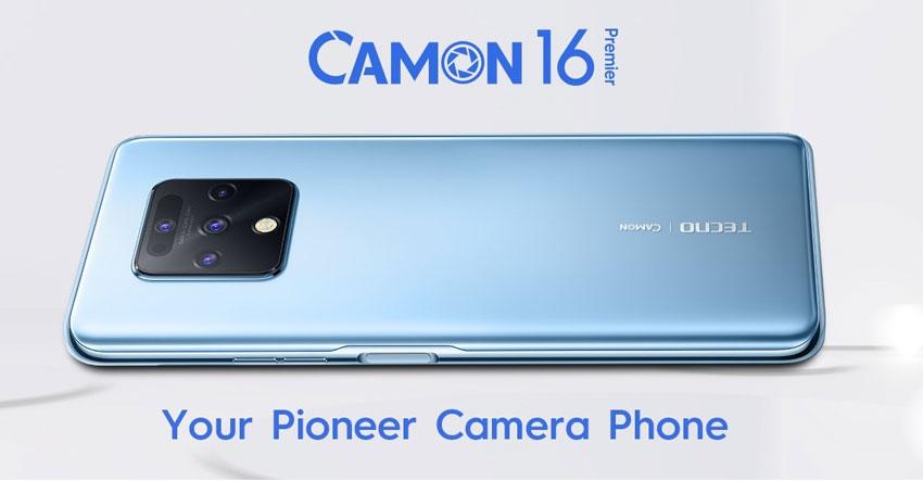 Tecno Camon 16 Pakistan Price