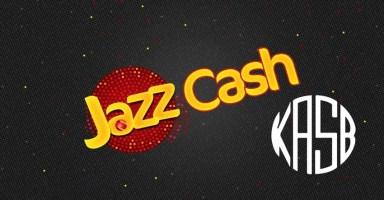 JazzCash and KASB