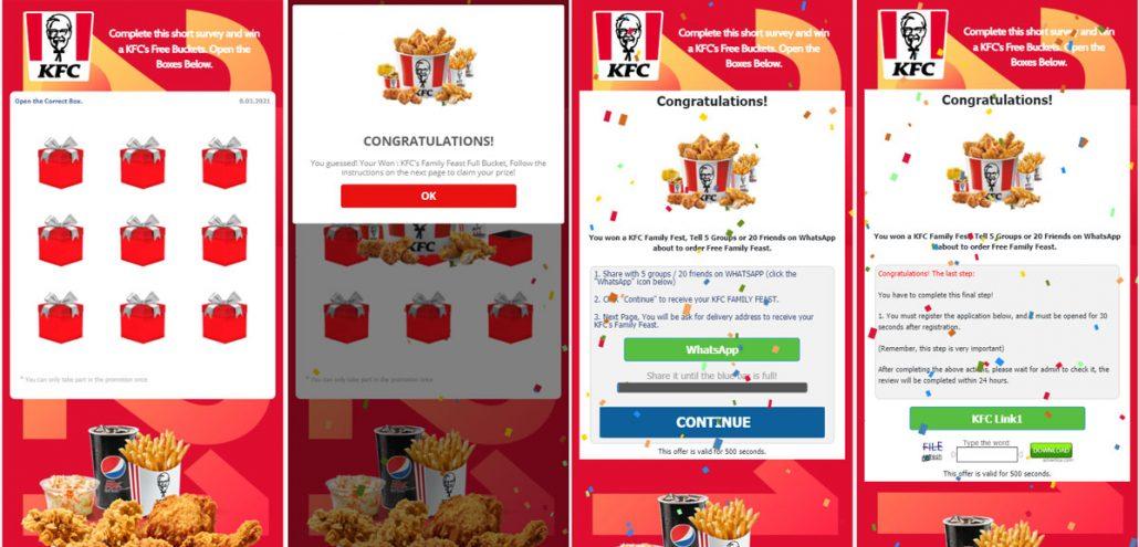 KFC Women's Day