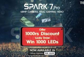 Tecno Spark 7 Pro Pakistan