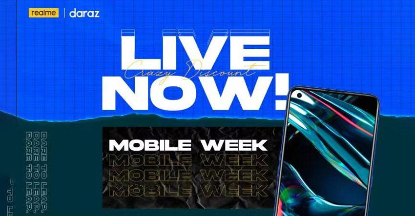 Realme Daraz Mobile Week 2021