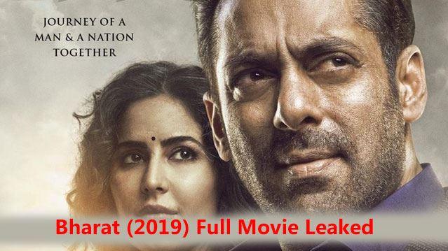 movieRulz Leaked Bharat (2019) Hindi Full Movie Online Free
