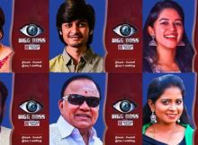Bigg Boss Tamil Season 3 Contestants List With Photos