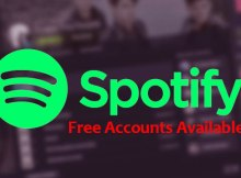 Spotify Premium Accounts Generator