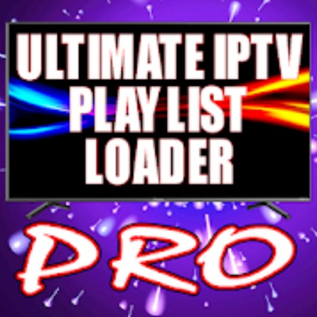 Screenshot of Live TV Apps Ultimate IPTV Playlist Loader PRO