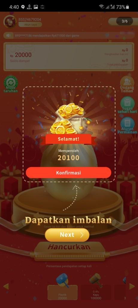 Screenshot-of-Twinkling-App